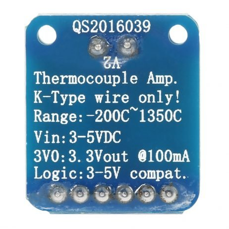 MAX31855 K-type thermocouple module