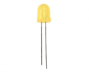 8 mm DIP Led Yellow