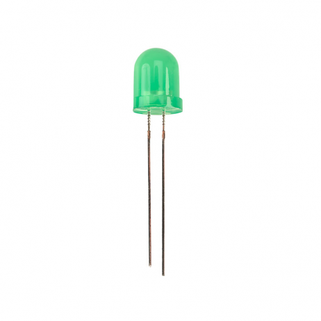 8mm DIP Led Green