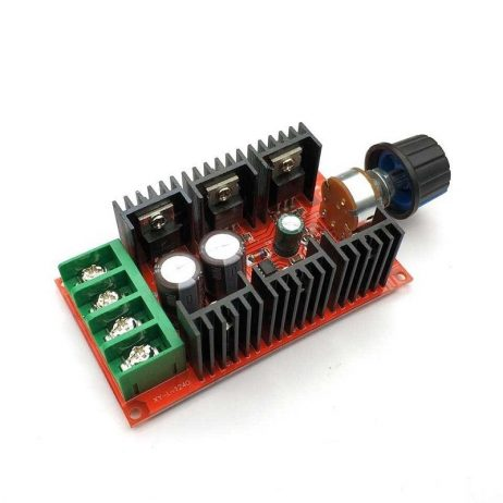 9-50V 2000W 40A DC Electronic Speeder PWM Motor Speed Controller 12243650V