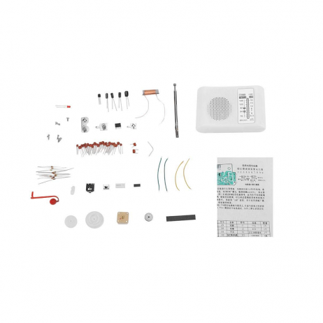 CF210SP DIY Electronic Assembly Kit for AMFM Stereo Radio