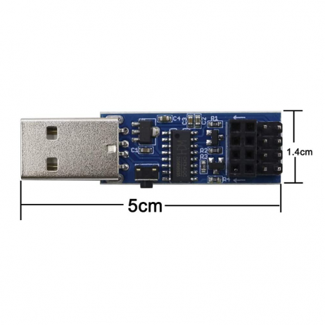 CH340C WIFI Module Adapter Download Debug for ESP8266 ESP-0101S