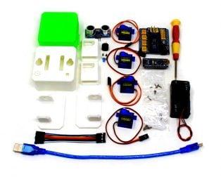 DIY OTTO Programmable Robot Kit