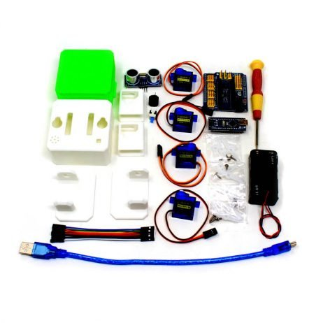 DIY OTTO Programmable Robot Kit