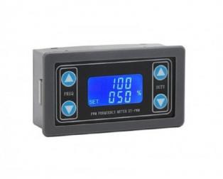 Digital PWM Generator with Display
