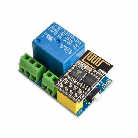 ESP8266 ESP-01 5V WiFi Relay Module