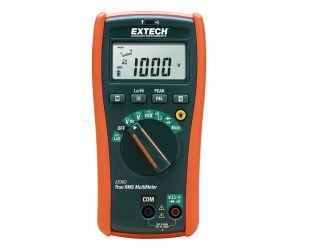 Extech EX360 8 Function True RMS Multimeter