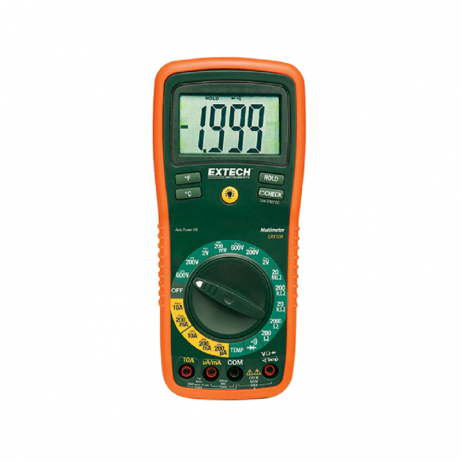 Extech EX410A 8 Function Professional MultiMeter