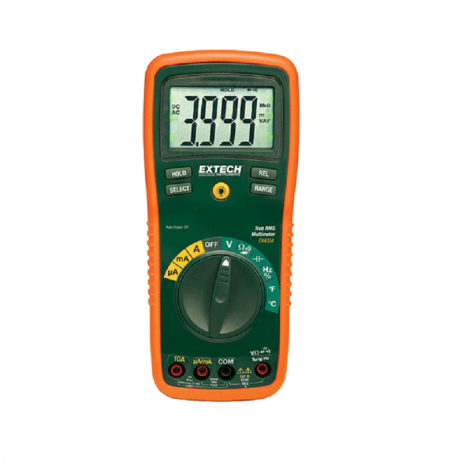 Extech EX430A 11 Function True RMS Professional MultiMeter