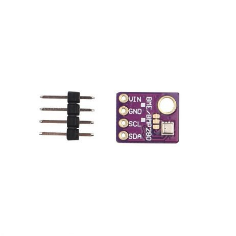 GY-BME280-5V Temperature and Humidity Sensor