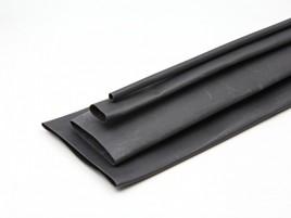 Heat Shrink Sleeve 30mm Black 1meter Industrial Grade WOER (HST)