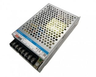 LM150-20B24 Mornsun SMPS - 24V 6.5A - 156W ACDC Enclosed Switching Single Output Power Supply