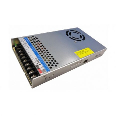 LM350-10B24 Mornsun SMPS - 24V 14.6A - 350.4W ACDC Enclosed Switching Single Output Power Supply