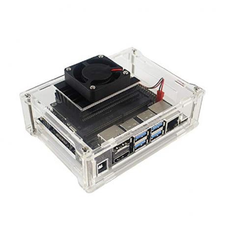 Nvidia Jetson Nano Acrylic Case