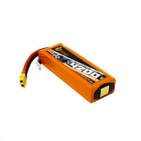 ORANGE 4200mAh 3S 35C (11.1 v) Lithium Polymer Battery Pack