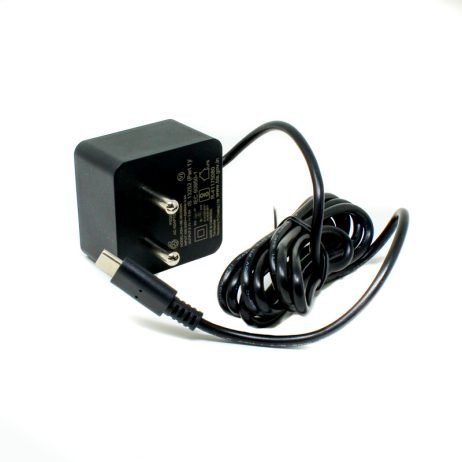 Official USB type-C 15.3W Power Supply For Raspberry Pi 4-Black