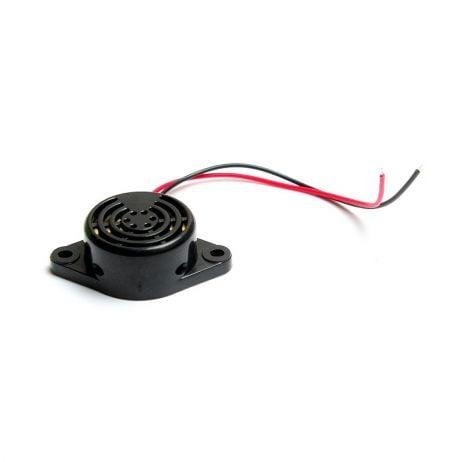 Piezo Electronic Buzzer Beep Alarm Bell Continuous Sound 3v-24v Buzzer Electromagnetic