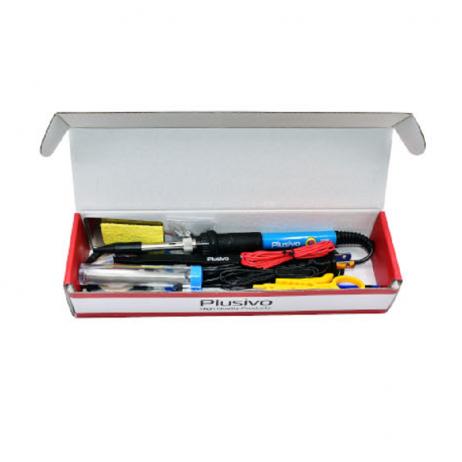 Plusivo Basic Soldering Kit (230V, Plug Type EU)