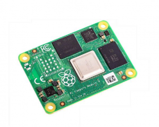 Raspberry Pi Compute Module 4, with 4GB RAM, 32GB eMMC,Wireless