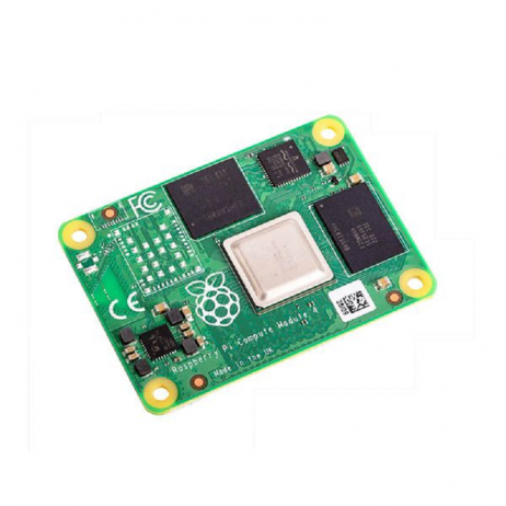Raspberry Pi Compute Module 4,with 4GB RAM, 32GB eMMC,Wireless