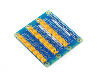 Raspberry Pi GPIO Expansion Board One to Three