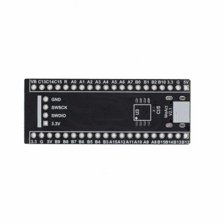 STM32F411CEU6 Minimum System Board Microcomputer STM32 ARM Core Board