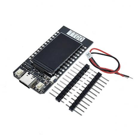 TTGO ESP32 WiFi and Bluetooth Development Board with 1.14 LCD Display