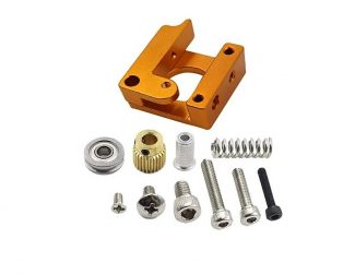 Right Side MK8 extruder Aluminum 3D Printer Block