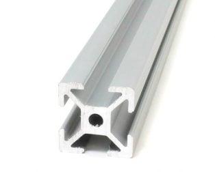 EasyMech 20X20 4T Slot Aluminium Extrusion Profile (Silver)