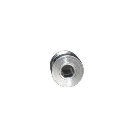 Aluminum GT2 Timing Pulley 16 Tooth 5.7mm Bore For 6mm Belt and 6mm Shaft