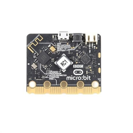 Board BBC Micro Bit V2 Pocket Sized– Single Board Computer