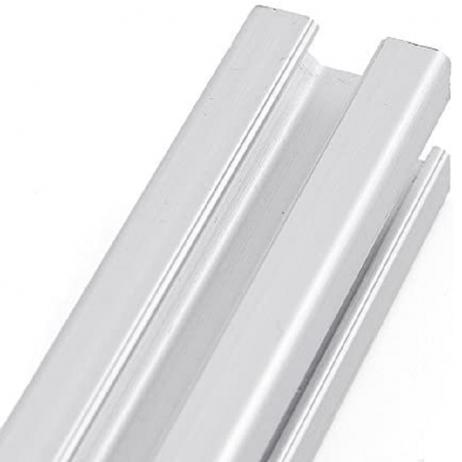 EasyMech 20X20 4T Slot Aluminium Extrusion Profile - 500 mm
