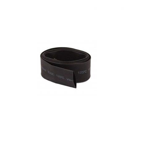 Heat Shrink sleeve 35mm Black 1 Meter Industrial Grade WOER (HST)