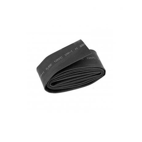 Heat Shrink sleeve Black 1 Meter Industrial Grade WOER (HST)