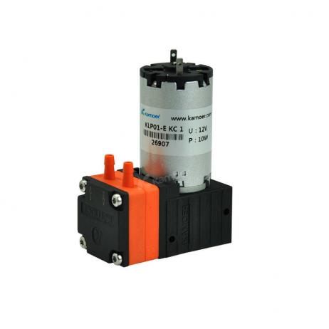 Kamoer 12V 0.36A 350ml/min tube liquid diaphragm pump Model KLP01-E KC 1