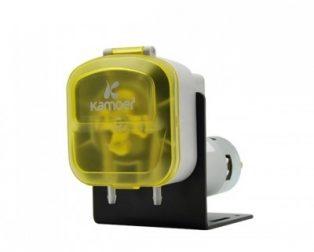 Kamoer 24V 0.28A 230mlmin silicone tube liquid pump Model KDS-FC2S16B