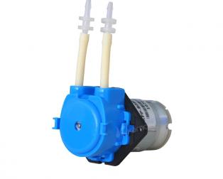 Kamoer 6V 0.35A 10.5mlmin silicone tube liquid pump Model NKP-DE-S04