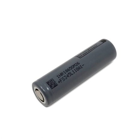LG INR18650 M26 2600mAh Lithium-Ion Battery