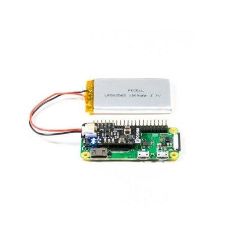 LiPo SHIM for Raspberry Pi