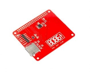 MMC (micro SD) HAT for Raspberry Pi