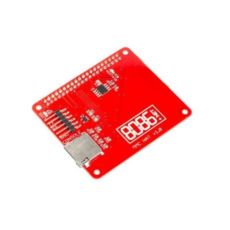 MMC (micro SD) HAT for Raspberry Pi