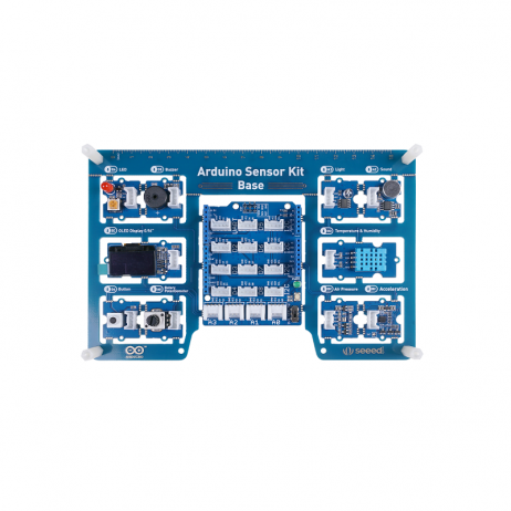 Official Arduino Sensor kit