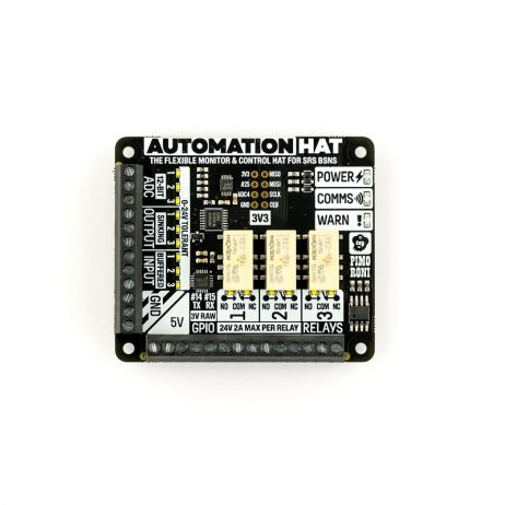 Pimoroni Automation HAT