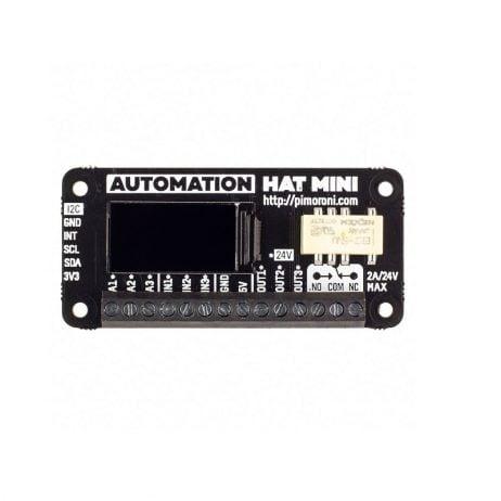 Pimoroni Automation HAT Mini