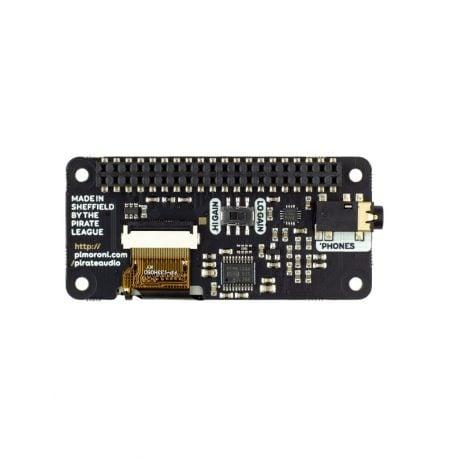 Pirate Audio Headphone Amp for Raspberry Pi