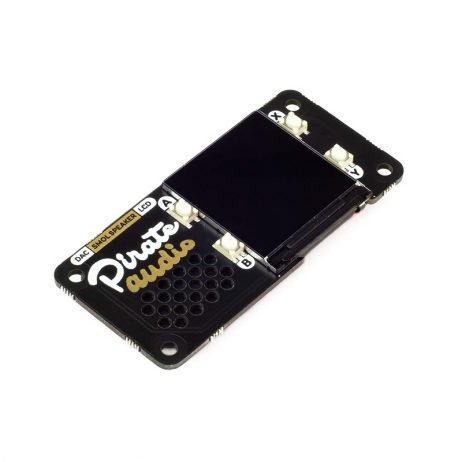 Pirate Audio Small Speaker HAT for Raspberry Pi