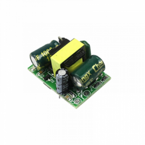 Precision 12V 450mA (5W) power Supply Module Bare Board, LED Voltage Regulator Module AC 220V to 12V