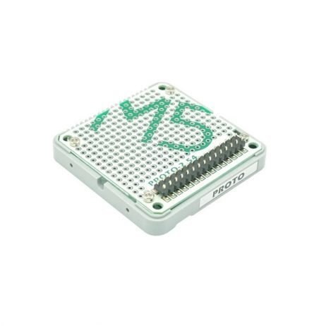 Proto Module with Extension & Bus Socket