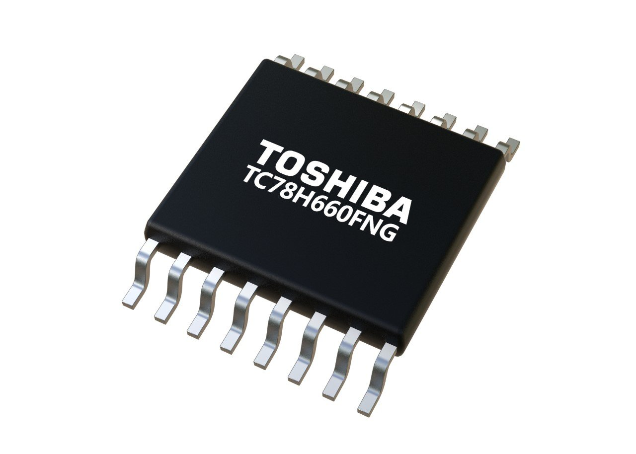 Toshiba TC78H660FNG Dual H Bridge IC