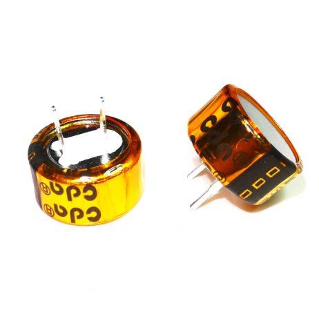 0.047F 5.5V DIP Super-Capacitor
